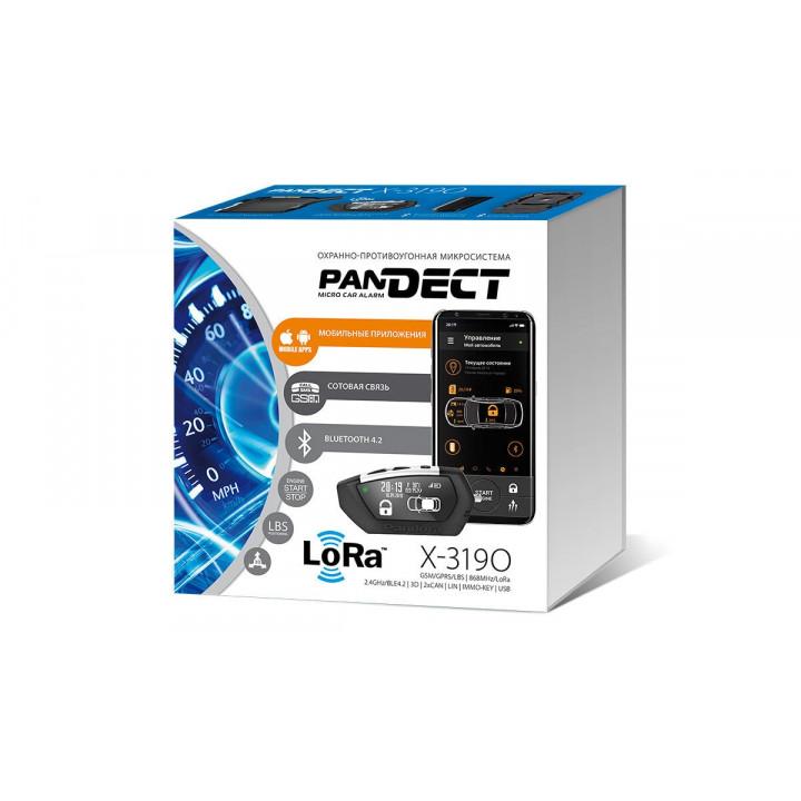 Pandect X 3190